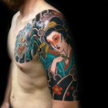 Geisha,Hannya