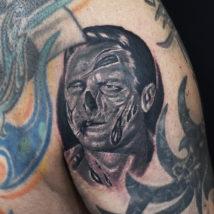 Steve McQueen Zombie